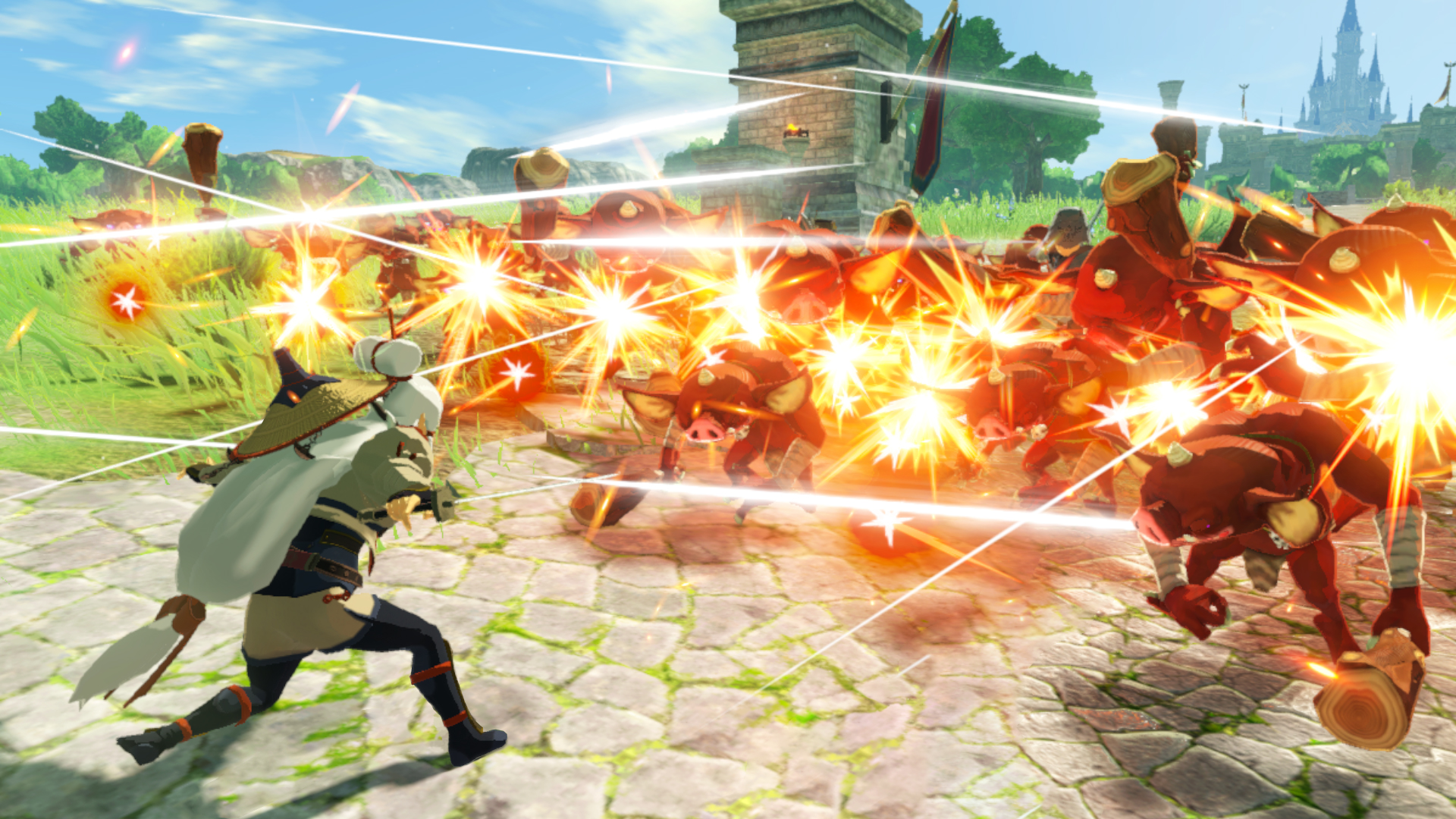 Hyrule Warriors: Age of Calamity Gameplay and New Trailer!