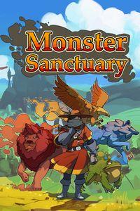 Monster sanctuary vert art