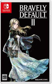 Bravely default ii box jp