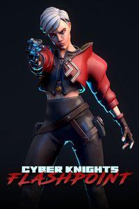 Cyber knights flashpoint vert art