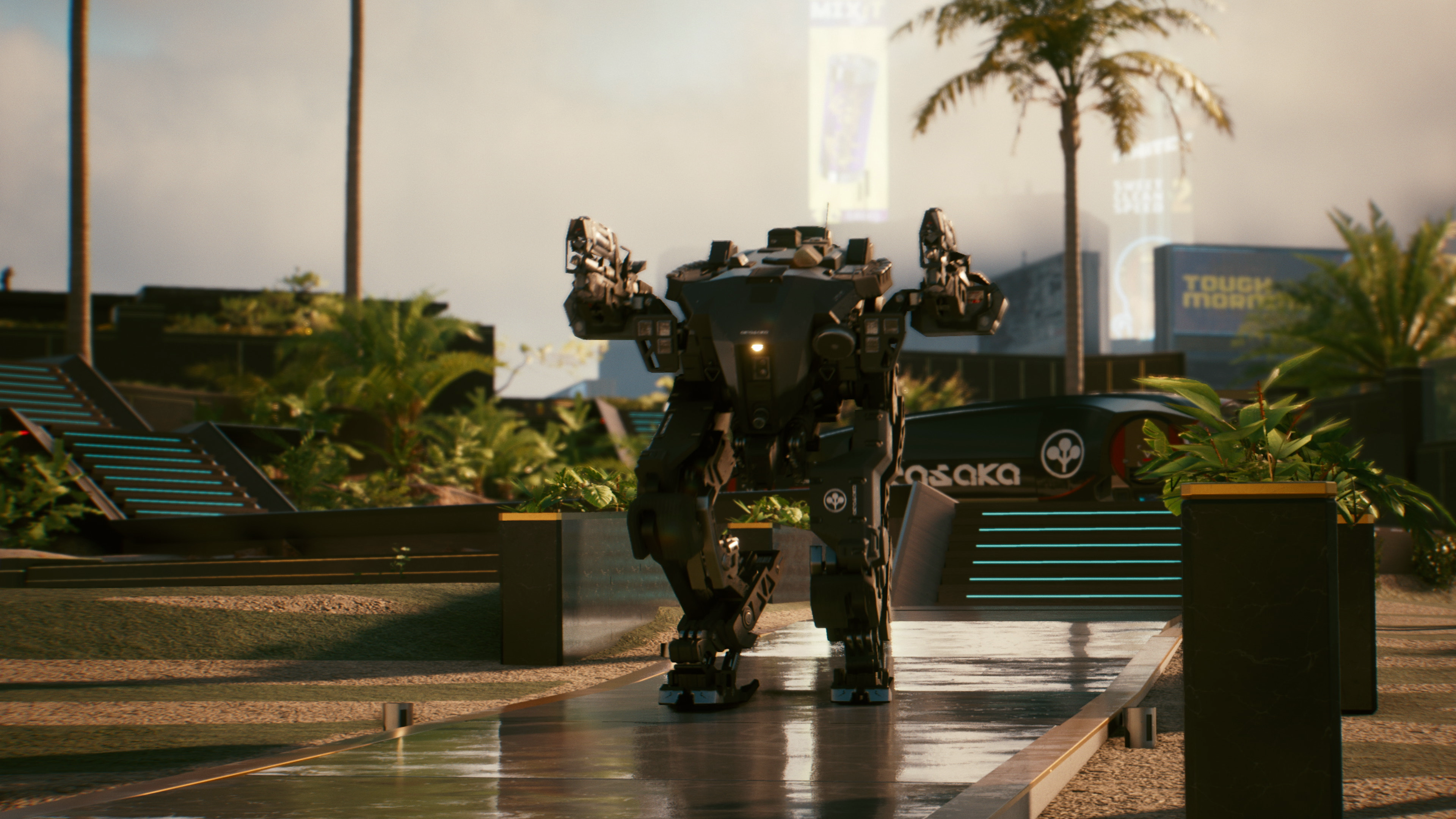 Watch the new five minute Cyberpunk 2077 gameplay trailer here