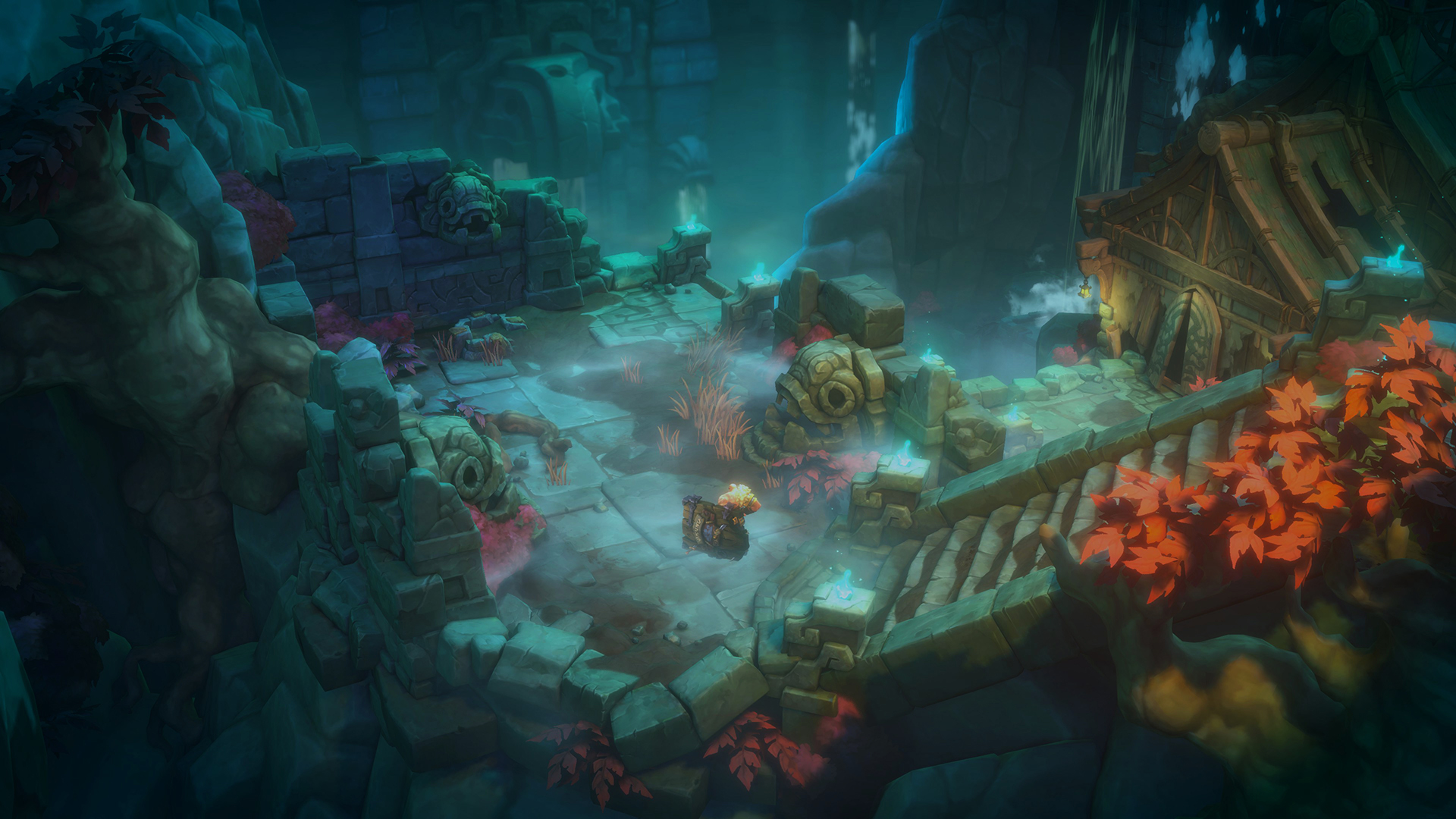 Riot Forge's turn-based RPG, Ruined King delayed to late 2021