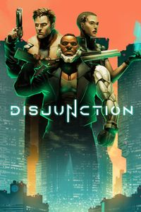 Disjunction vert art