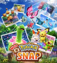 New pokemon snap key art 3