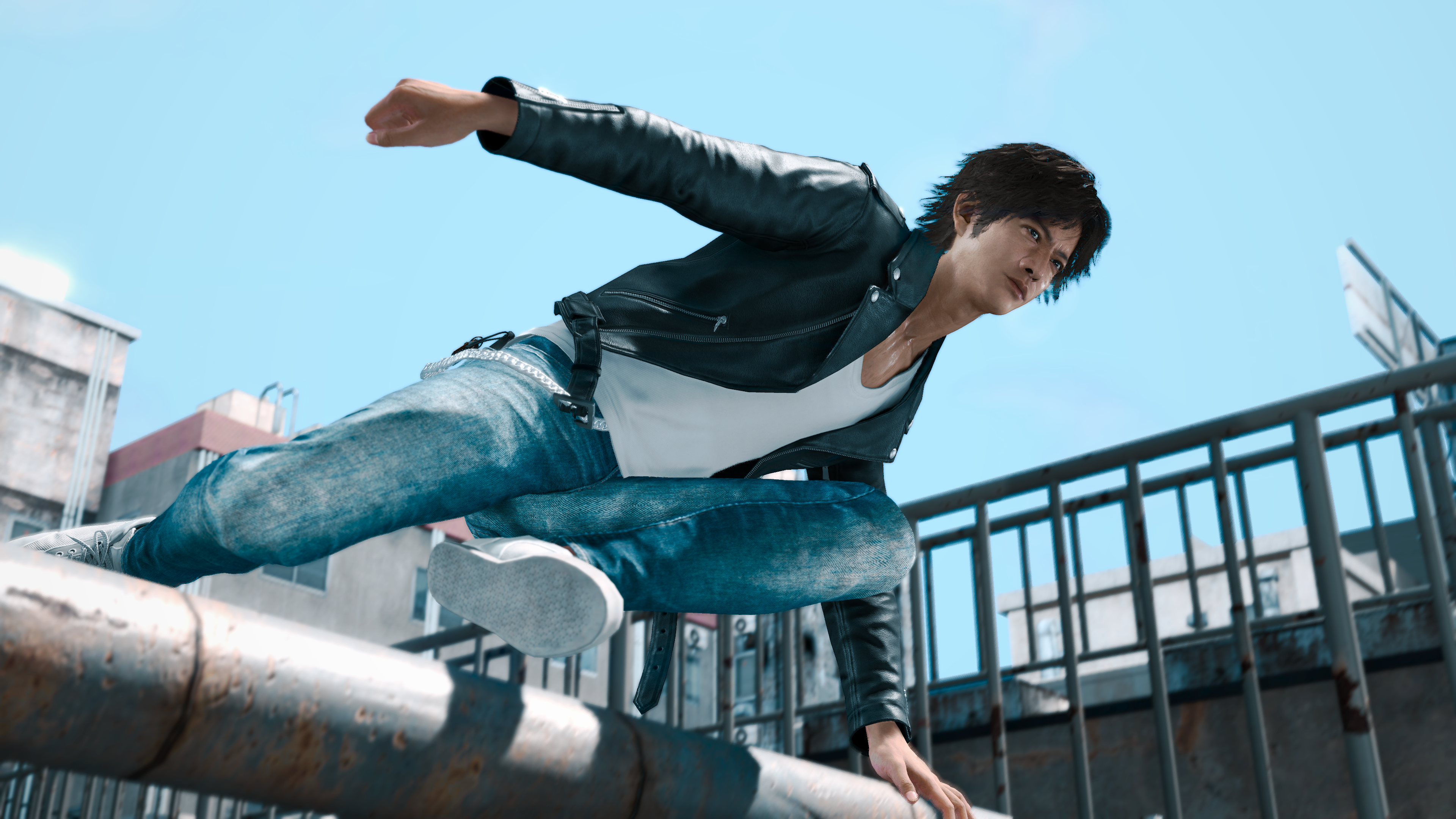 Judgment Arrives Remastered on PS5, XSX, and Stadia in April