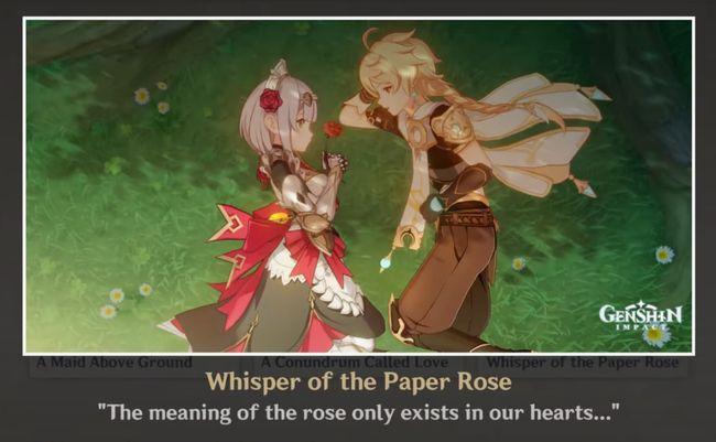genshin_impact_noelle_hangout_whisper_paper_rose_ending.jpg