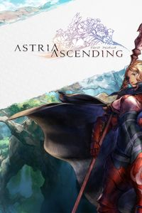 Astria ascending vert art