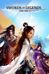 Sword of legends online vert art