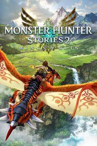 Monster hunter stories 2 wings of ruin vert art