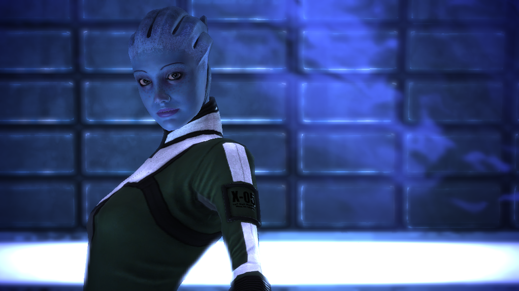 1 romance effect tali mass Mass Effect