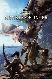 Monster hunter world vert art