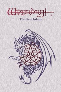 Wizardry the five ordeals vert art