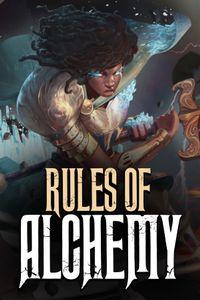 Rules of alchemy vert art